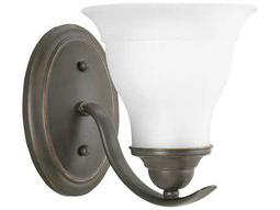 Progress Lighting Trinity Antique Bronze Fluorescent Wall Sconce (Sold in 2)