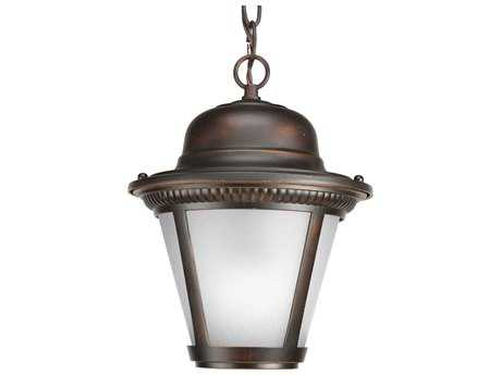 Progress Lighting Westport Antique Bronze Outdoor Pendant Light