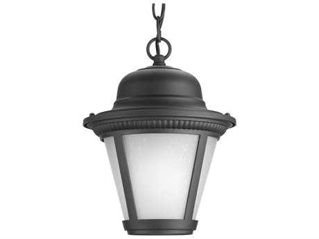 Progress Lighting Westport Black Outdoor Pendant Light