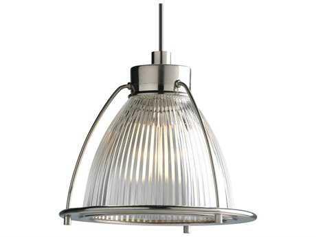 Progress Lighting Illuma-Flex Brushed Nickel Mini-Pendant Light