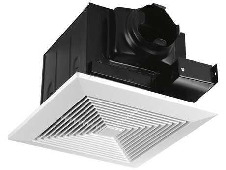 Progress Lighting White 13'' Wide Indoor Ceiling Fan