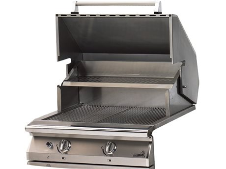PGS Grills Legacy Newport 30'' Natural Gas BBQ Grill Head