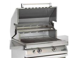 Legacy Newport Gourmet 30'' Propane BBQ Grill Head with Infrared Rotisserie Burner