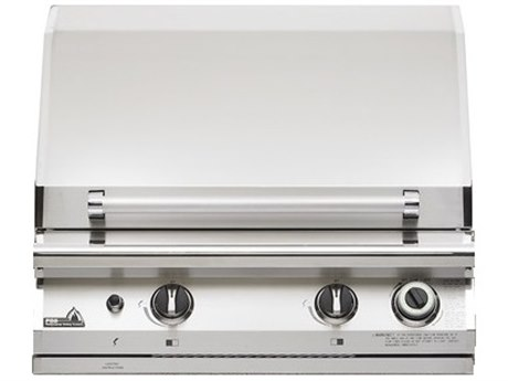 PGS Newport 30 Inch Natural Gas Grill Head With Built In One Hour Gas Timer