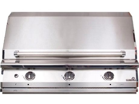 PGS Grills Legacy Pacifica 39'' Stainless Steel Propane BBQ Grill Head