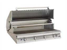 Legacy Big Sur Gourmet 51'' Propane BBQ Grill with Rear Burner and Rotisserie