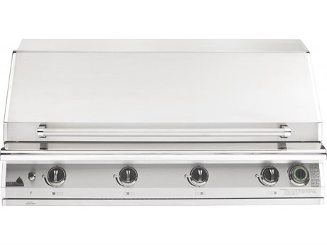PGS Big Sur Commercial 51 Inch Built-In Natural Gas Grill With Timer