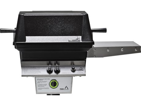 PGS T Series Liquid Propane Gas Grill with Timer