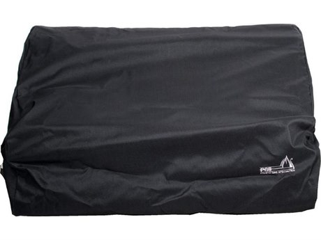 PGS Legacy Black Weatherproof Cover For Newport Or Newport Gourmet For Masonry PGWPC27M