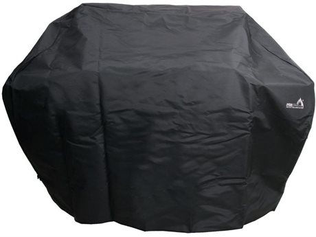 PGS Legacy Black Weatherproof Cover For Big Sur Gourmet On Portable Cart Installation PGWPC48C