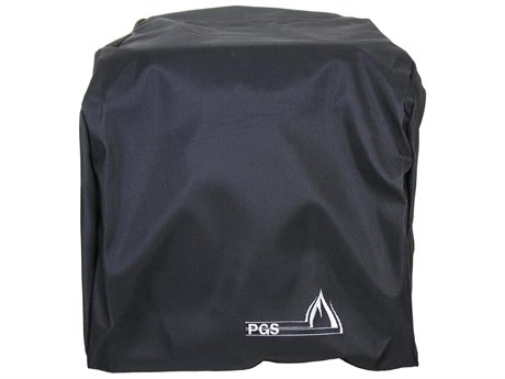 PGS Legacy Black Weatherproof Cover For Side Burner Masonry Installation