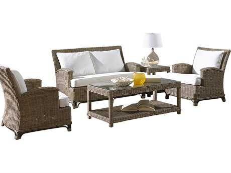 Panama Jack Exuma Five Piece Lounge Set