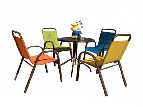 Panama Jack Kids 5PC Dining Set