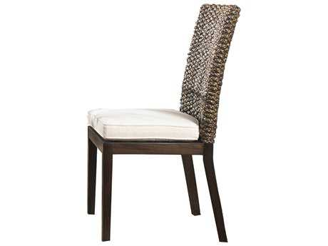Panama Jack Sanibel Wicker Dining Side Chair