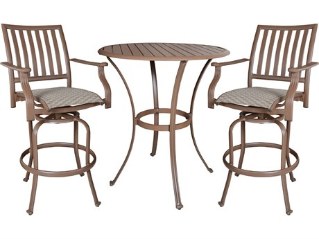Panama Jack Island Breeze Aluminum Dining Set