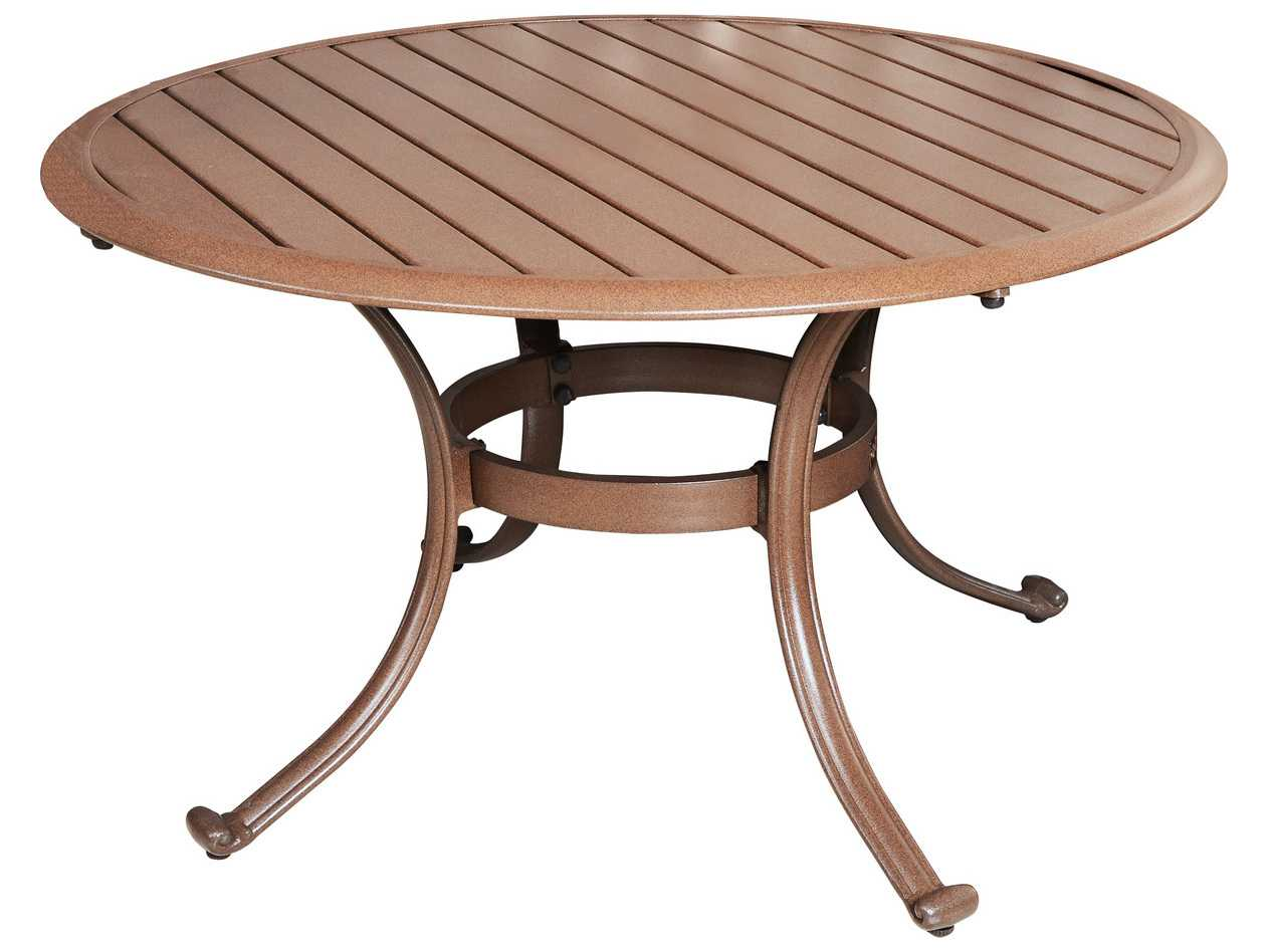 Panama Jack Island Breeze Aluminum 36 Round Coffee Table Pjpjo1001espct