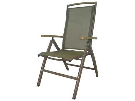 Panama Jack Island Breeze Multi-Position Folding Armchair