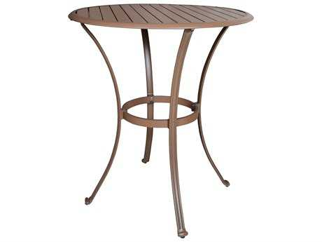 Panama Jack Island Breeze Aluminum 36 Round Pub Table