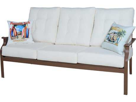 Panama Jack Island Breeze Aluminum Sofa PJPJO1001ESPS
