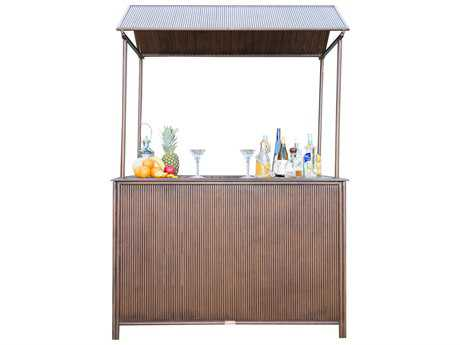 Panama Jack Tiki Aluminum Bar with Canopy