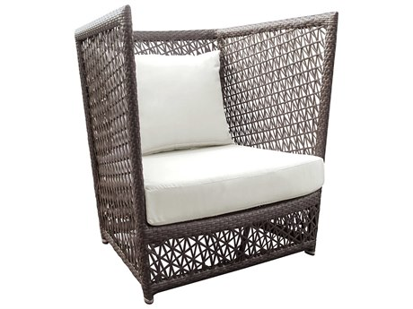 Panama Jack Maldives Wicker Cushion Lounge Chair