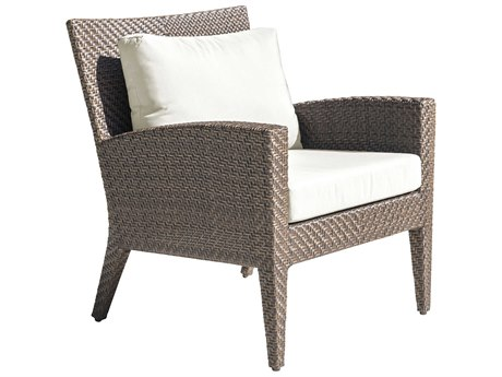 Panama Jack Oasis Wicker Cushion Lounge Chair