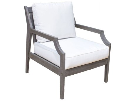 Panama Jack Poolside Aluminum Cushion Lounge Chair