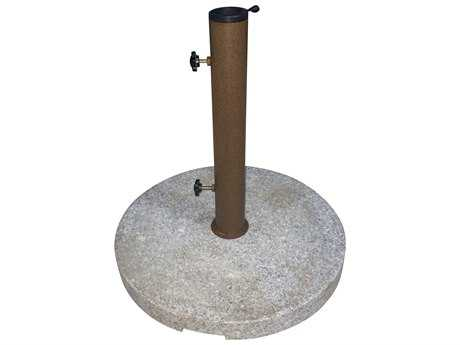 Panama Jack Island Breeze Aluminum Round Granite Umbrella Base