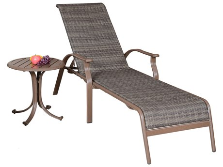 Panama Jack Island Cove Wicker Lounge Set