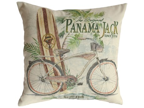 Panama Jack Beach Comber Two Piece Throw Pillow Set PatioLiving