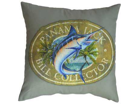 Panama Jack Bill Collector Two Piece Throw Pillow Set