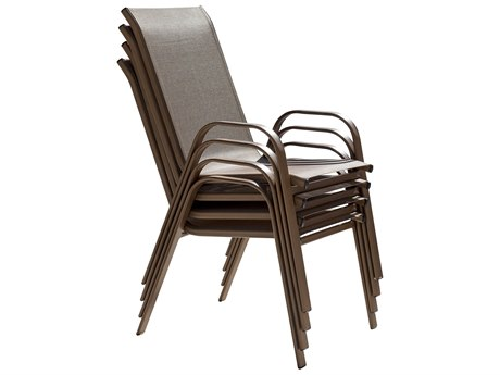 Panama Jack Cafe Steel Sling Dining Chair