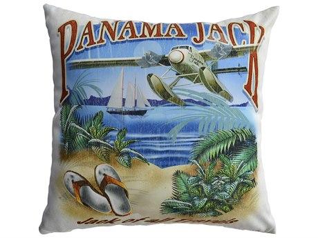 Panama Jack Throw Pillows Pillow