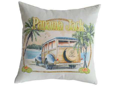 Panama Jack No Problems Two Piece Throw Pillow Set