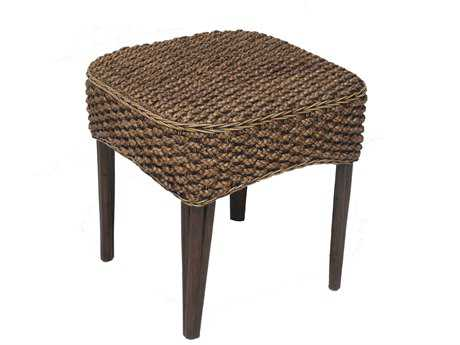 Panama Jack Sanibel Wicker 22 Square End Table