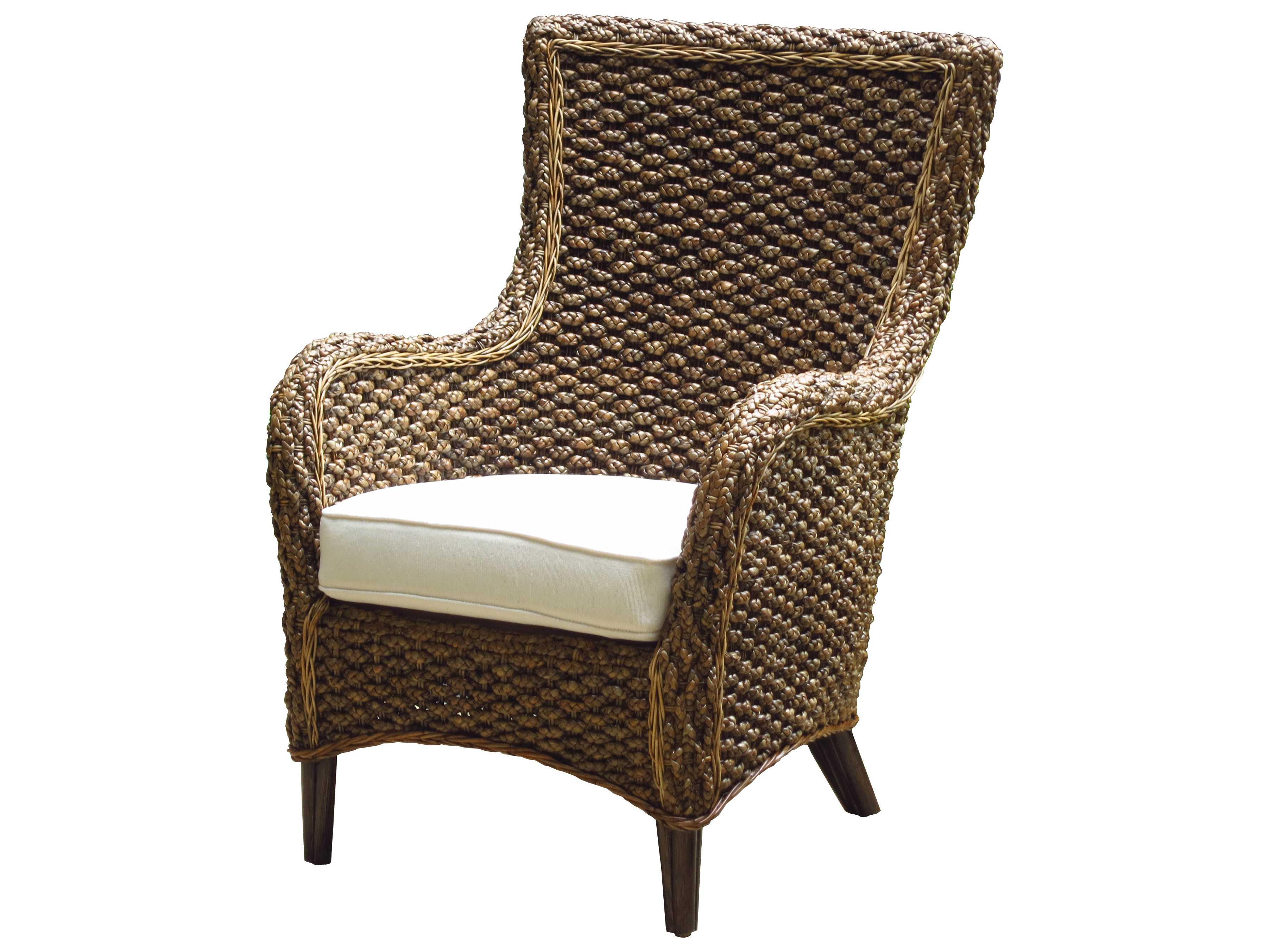 Panama Jack Sanibel Wicker Lounge Chair Pjpjs1001atqlc