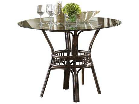 Panama Jack Bora Bora Wicker 28 Round Dining Table