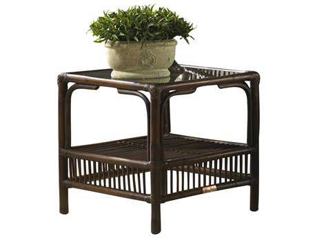 Panama Jack Bora Bora Wicker 20 Square End Table