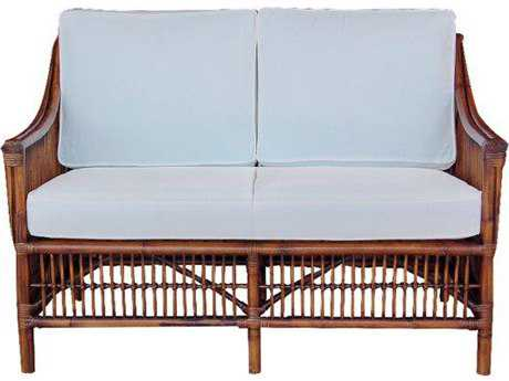 Panama Jack Bora Bora Wicker Loveseat