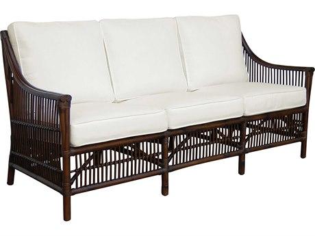Panama Jack Bora Bora Wicker Sofa PatioLiving