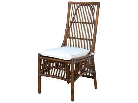 Panama Jack Bora Bora Wicker Dining Side Chair