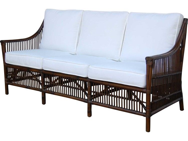Panama Jack Bora Bora Wicker Sofa
