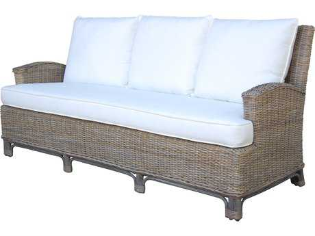 Panama Jack Exuma Wicker Sofa