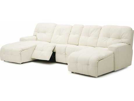 Palliser Mystique Powered Motion Home Theater Sectional Sofa