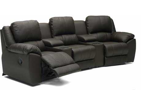 Palliser Benson Motion Home Theater Sectional Sofa
