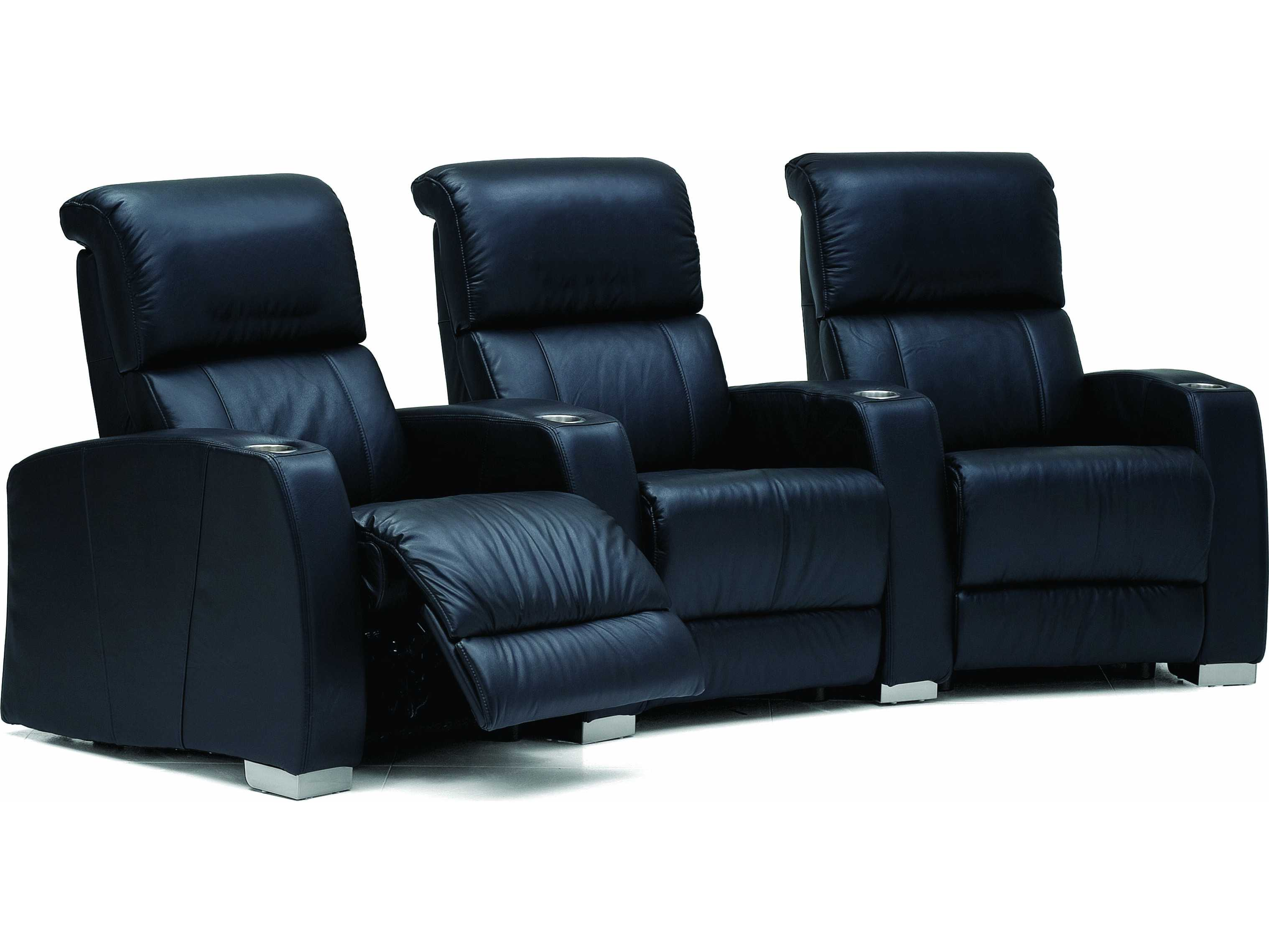 Palliser Hifi Hts Powered Reclining Home Theater Sectional