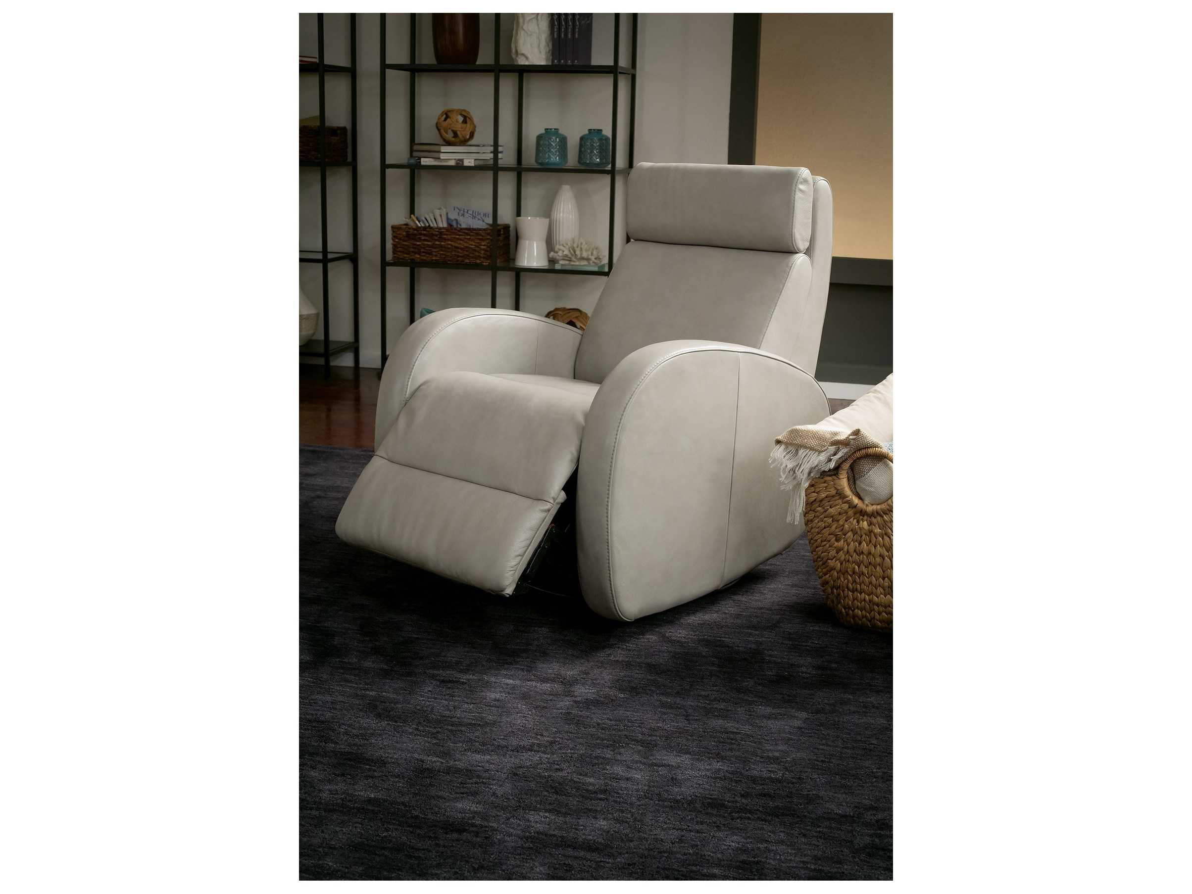 Palliser Jasper Ii Swivel Glider Powered Recliner Chair