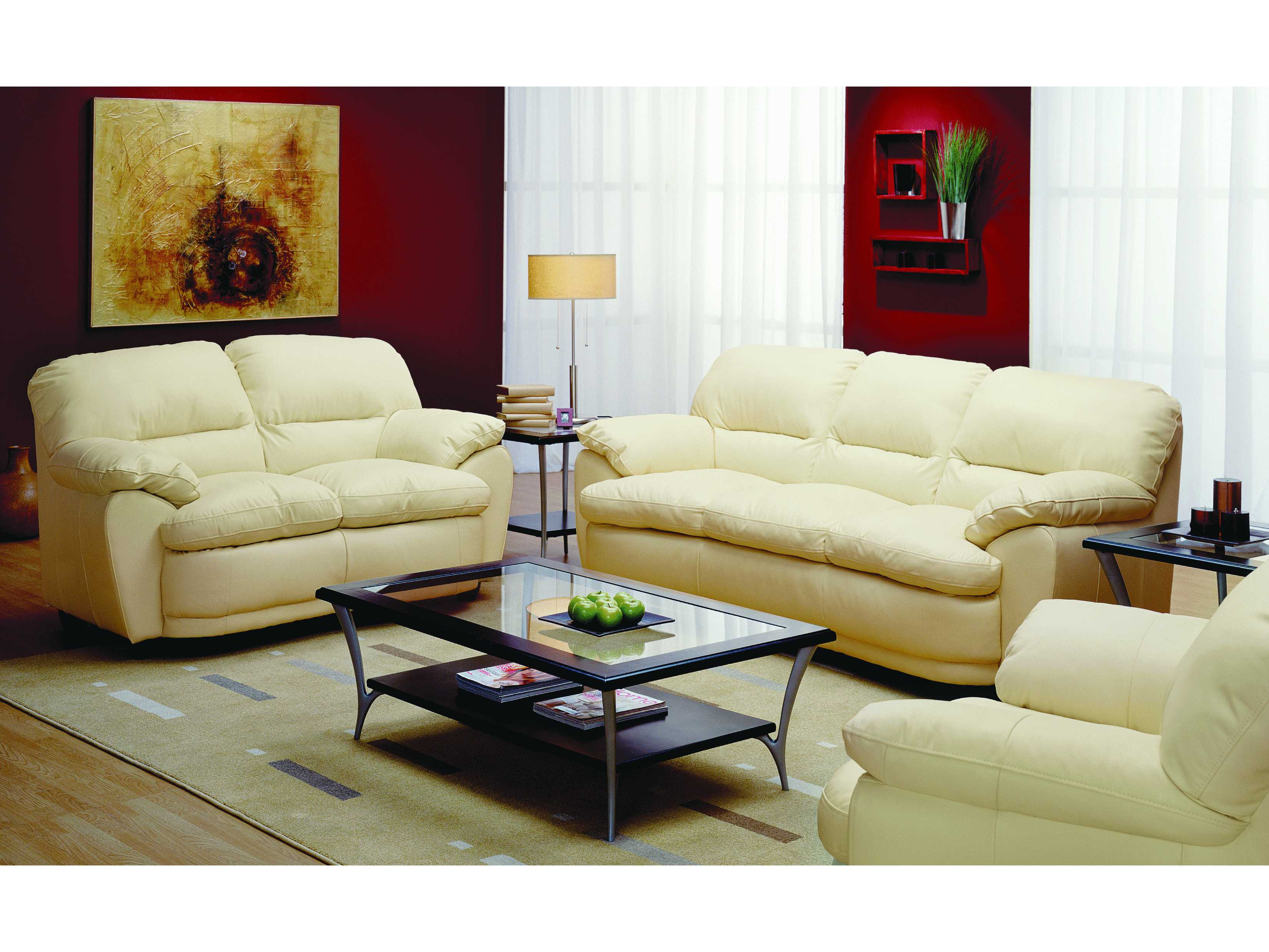 Palliser Harley Living Room Set Pl77323st2