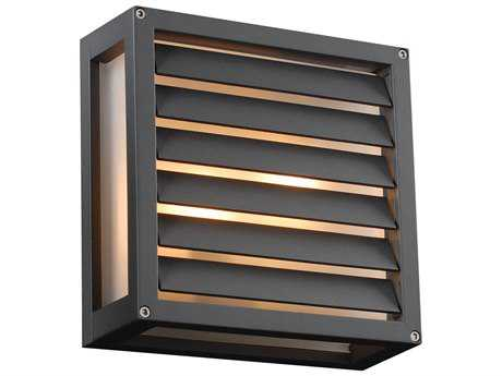 PLC Lighting Moritz Bronze Incandescent Outdoor Wall Light