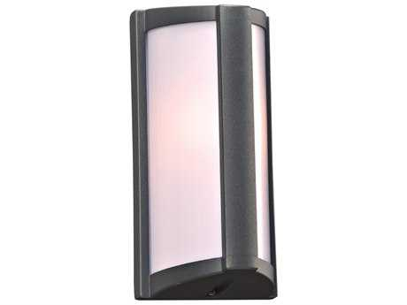 PLC Lighting Lukas Bronze Fluorescent-Quad18 Outdoor Wall Light (Sold in 2)